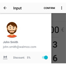 Welcome John Smith